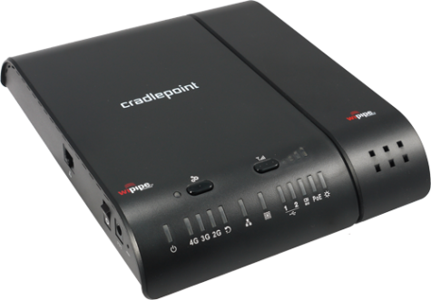 Cradlepoint ARC CBA750B 3G/4G Wireless Router